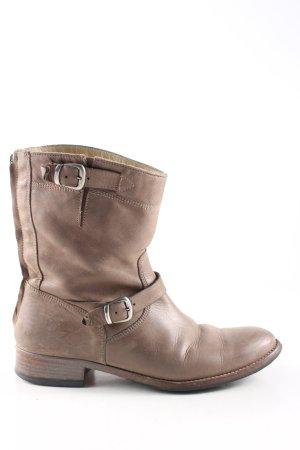 Belstaff Halfhoge laarzen bruin casual uitstraling