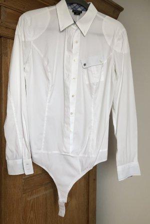 Belstaff Body koszulowe biały Bawełna