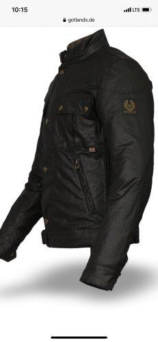 Belstaff Between-Seasons Jacket black-anthracite cotton