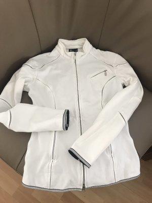 Belstaff Kurtka o kroju koszulki w kolorze białej wełny-biały Bawełna