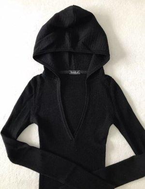 Belstaff Sweter z kapturem czarny