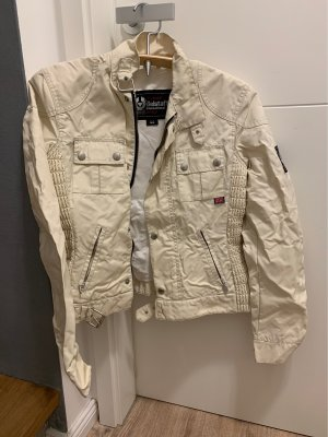 Belstaff Flight Jacket white-cream