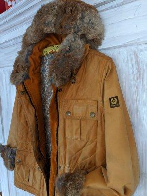 Belstaff Winter Jacket light brown