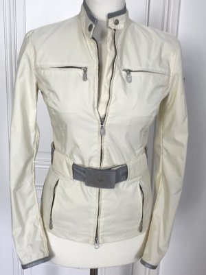 Belstaff Outdoor Jacket natural white-silver-colored