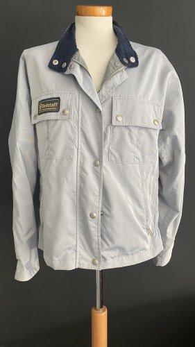 Belstaff Biker Jacket light grey-azure