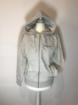 Belstaff Sweatshirt met capuchon grijs Katoen