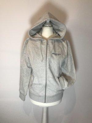 Belstaff Sweat à capuche gris coton