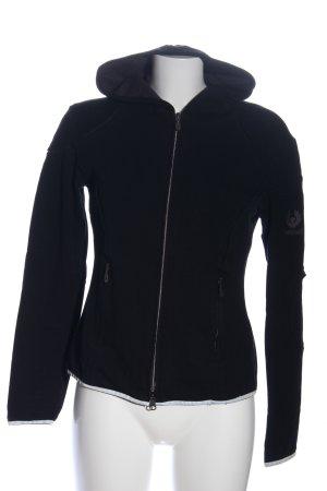 Belstaff Bluza z kapturem czarny W stylu casual