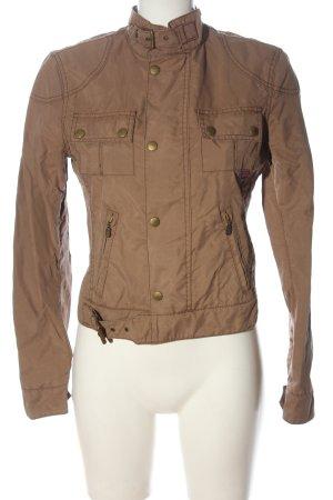 Belstaff Between-Seasons Jacket brown casual look