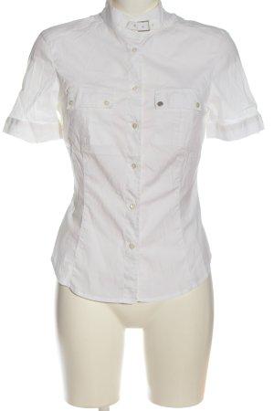 Belstaff Short Sleeve Shirt white business style