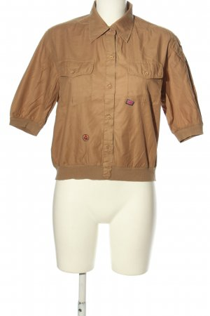 Belstaff Camicia a maniche corte marrone stile casual