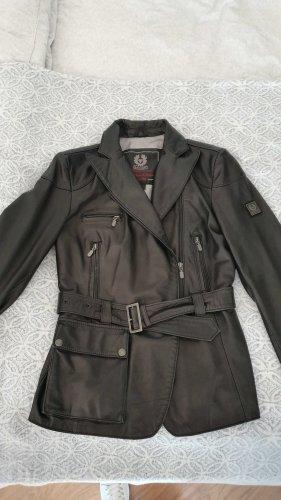 Belstaff Veste en cuir noir