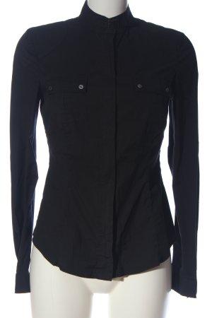 Belstaff Long Sleeve Shirt black casual look