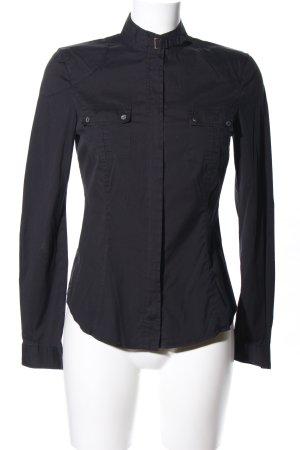 Belstaff Long Sleeve Shirt black business style