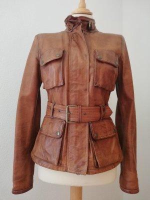 Belstaff Lederjacke Triumph Jacket