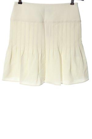 Belstaff Spódnica mini w kolorze białej wełny W stylu casual