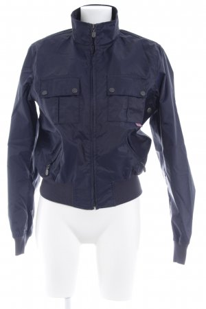 Belstaff Outdoorjacke dunkelblau Casual-Look