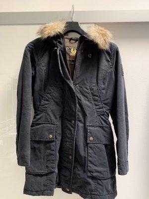 Belstaff Winter Coat dark blue