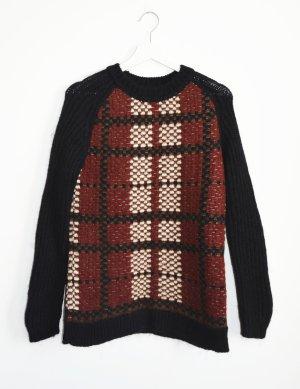 Belstaff Maglione di lana multicolore Lana