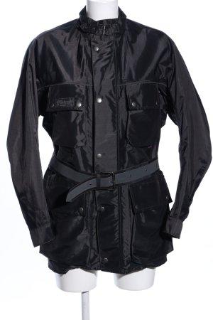 Belstaff Impermeabile nero stile casual