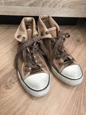 Belstaff Sneakers met veters veelkleurig Leer