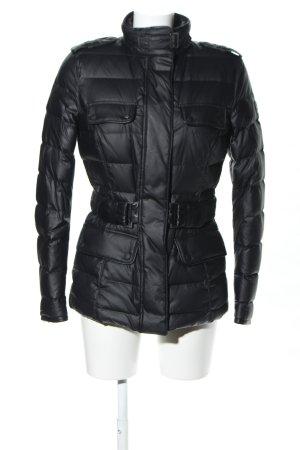 Belstaff Quilted Jacket black casual look
