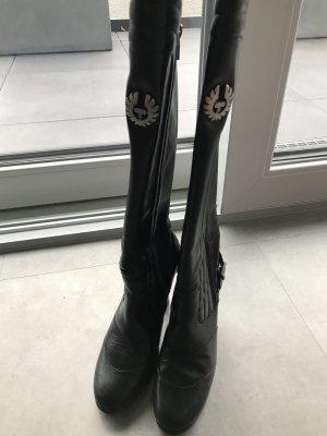 Belstaff Heel Boots black