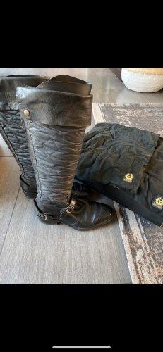 Belstaff Riding Boots black