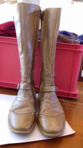 Belstaff Riding Boots beige