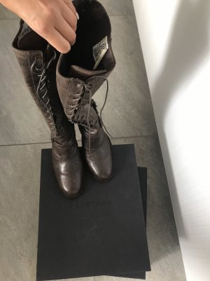 Belstaff Lace-up Boots brown