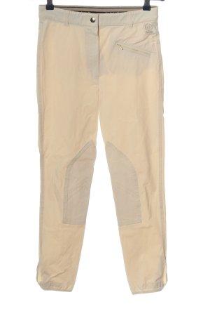Belstaff Pantalone jersey crema stile casual