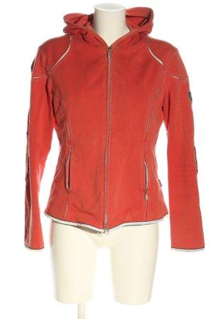 Belstaff Sweat Jacket themed print casual look