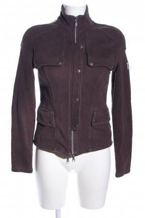 Belstaff Sweat Jacket brown casual look