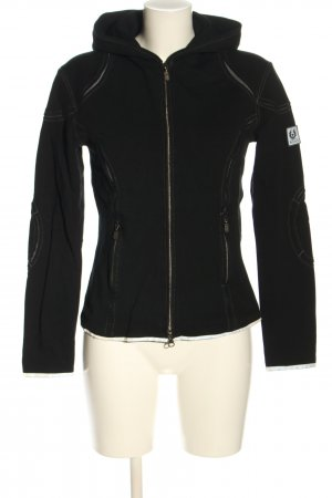 Belstaff Giacca fitness nero Stampa a tema stile casual