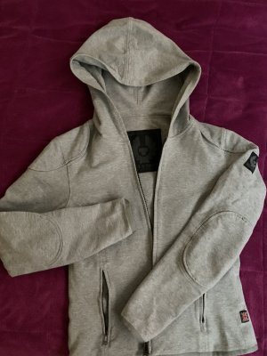 Belstaff Giacca fitness grigio chiaro-argento