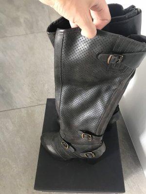 Belstaff Trialmaster Schuhe Stiefel Gr.37 Original Neu! Leder