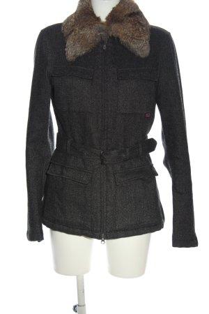 Belstaff Between-Seasons Jacket light grey flecked casual look
