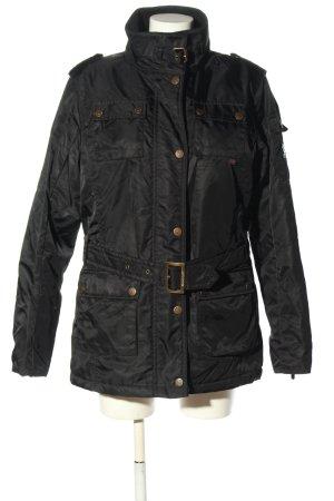 Belstaff Between-Seasons Jacket black casual look