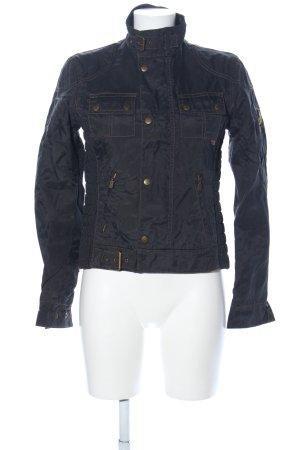 Belstaff Between-Seasons Jacket blue casual look