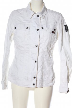 Belstaff Between-Seasons Jacket white casual look