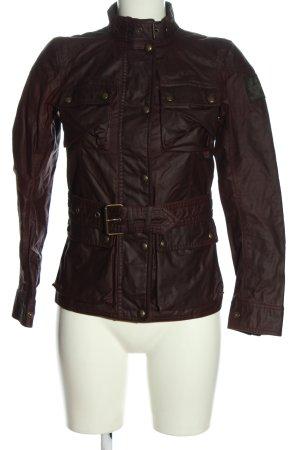 Belstaff Between-Seasons Jacket red casual look