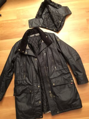 Belstaff Waxed Jacket black