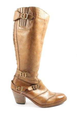 Belstaff Western Booties brown elegant