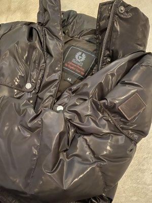 Belstaff Down Jacket dark brown