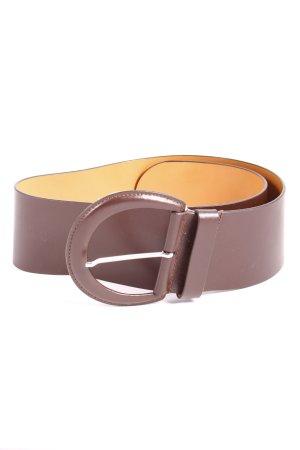 Belts Ledergürtel braun Street-Fashion-Look