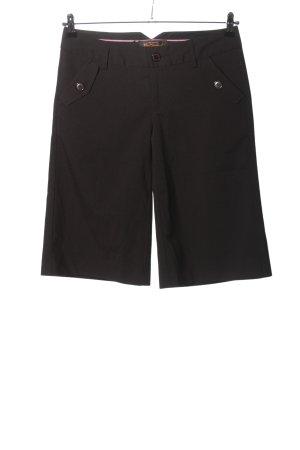 Ben Sherman Spodnie 3/4 brązowy W stylu casual