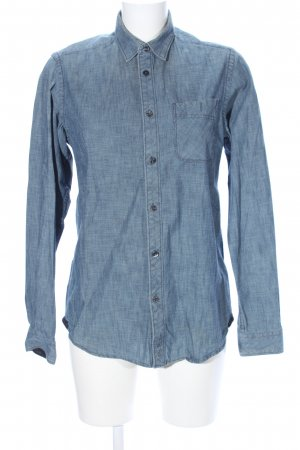 Ben Sherman Denim Shirt blue casual look
