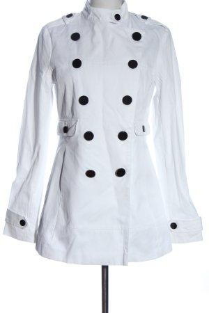 Ben Sherman Between-Seasons-Coat white business style