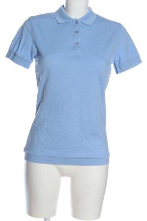 Benbarton Koszulka polo niebieski W stylu casual