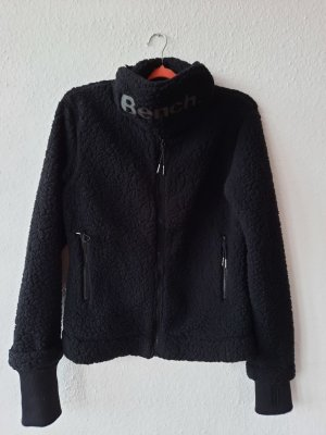 Bench Fleece jack zwart